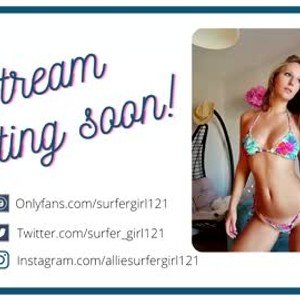 surfergirl121 from chaturbate