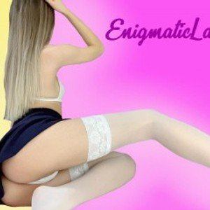 EnigmaticLady from streamate